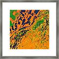 Magnetic Sequence Framed Print
