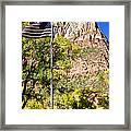 Majestic Sight - Zion National Park Framed Print