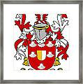 Mall Coat Of Arms Irish Framed Print
