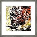 Maori Warrior 1 Framed Print