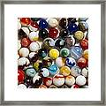 Marble Collection 9 Framed Print