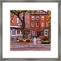 Market Square Harvest - 2005 Framed Print