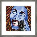 Marley Framed Print