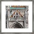 Matthias Church In Budapest Framed Print