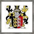 Mcconsidine Coat Of Arms Irish Framed Print