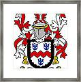Mccormick Coat Of Arms Irish Framed Print