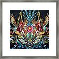 Mechanical 572  11 Framed Print