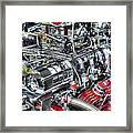 Mechanics Framed Print