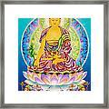 Medicine Buddha 7 Framed Print