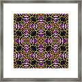 Medusa Abstract 20130131m138 Framed Print by Wingsdomain Art and Photography