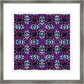 Medusa Abstract 20130131m180 Framed Print by Wingsdomain Art and Photography
