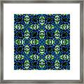Medusa Abstract 20130131p90 Framed Print by Wingsdomain Art and Photography