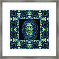 Medusa's Window 20130131p90 Framed Print by Wingsdomain Art and Photography