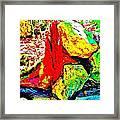 Mellow Yellow 77 Framed Print