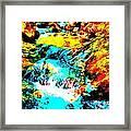 Mellow Yellow 84 Framed Print