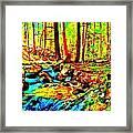 Mellow Yellow 86 Framed Print