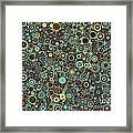Memory Of Klimt Framed Print