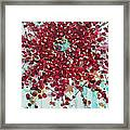 Merry And Bright Framed Print