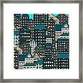 Metropolis Eight Framed Print