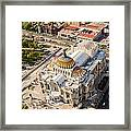 Mexico City Fine Arts Museum Framed Print by Jess Kraft