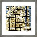 Midtown Reflections 7 Framed Print