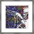 Miles Davis Framed Print by Jack Zulli