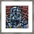 Miss Mitchell Framed Print by Amanda Stadther