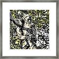 Mississippi At Gettysburg - Desperate Hand-to-hand Fighting No. 2 Framed Print