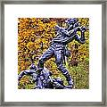 Mississippi At Gettysburg - Desperate Hand-to-hand Fighting No. 5 Framed Print