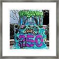 Missouri Botanical Garden Stl250 Birthday Cake Framed Print