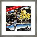 Mister Cool  Framed Print