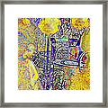 Mobility Of The Mind Framed Print