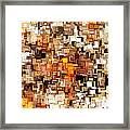 Modern Abstract Xxvi Framed Print
