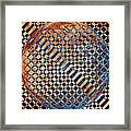 Modern Art Iv Framed Print