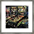 Modern Machines Framed Print by Benjamin Yeager