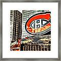 Montreal C Framed Print
