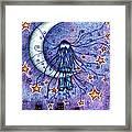 Moonchild Framed Print