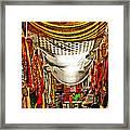 Moorish Market In Granada 2 Framed Print