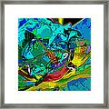More Dragonfly Art Framed Print
