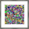 Mosaic 510-11-13 Marucii Framed Print