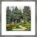 Moscow Kremlin Tour - 60 Of 70 Framed Print