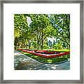 Moscow Kremlin Tour - 64 Of 70 Framed Print