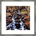 Mountain Stream Framed Print
