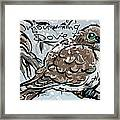Mourning Dove Framed Print
