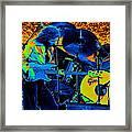 Mrdog #40 In Cosmicolors Framed Print