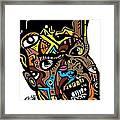 Mr.khem Framed Print