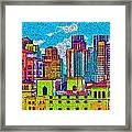 Much Love Miami Framed Print