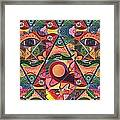 Much More Than A Face - A Joy Of Design Series Compilation Framed Print