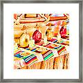Mucho Tequila Framed Print