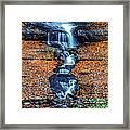 Munising Falls I Framed Print